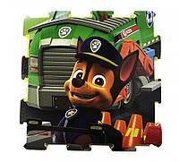 Пазлы фомовые GM1710271P PAW Patrol (Щенячий патруль)