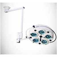 Светильник хирургический PAX-KS 5, операционный светильник PAX-KS 5 пятирефлекторный потолочный