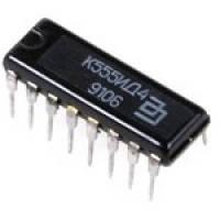 Микросхема К555ИД4