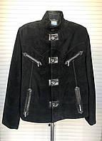 Куртка мужская замша натуральная короткая, фото 1