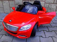 Электромобиль детский машина автомобиль для детей Cabrio B4 красный