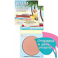 Румяна The Balm Bronzer Balm Beach