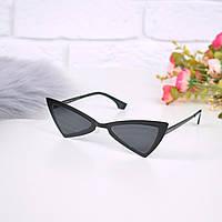 Очки женские от солнца в стиле Prada 301681 магазин очков