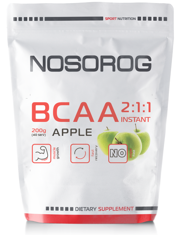 NOSORIG Nutrition ВСАА 2:1:1 200 g