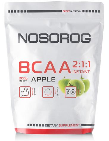 NOSORIG Nutrition ВСАА 2:1:1 200 g, фото 2