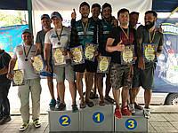 Чемпионат Николаевской области по ловле хищной рыбы спиннингом с берега 1-2 сентября 2018 г.