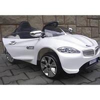 Электромобиль детский машина автомобиль для детей Cabrio B3 белый