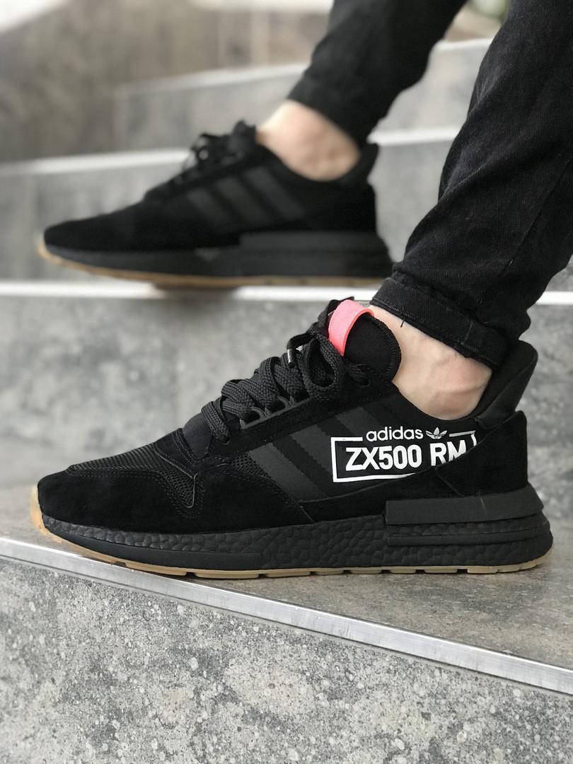 official photos 9c12e 94b5f Adidas ZX 500 RM Black ,Реплика: продажа, цена в Львове. кроссовки, кеды  повседневные от