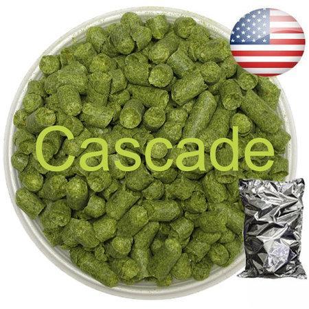 Хмель Каскад (Cascade) α-5.4%