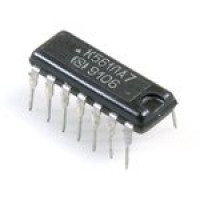 Микросхемы К561ЛА7