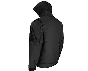 "Куртка (бушлат) зимний ""Милитари"" Черный , фото 2"