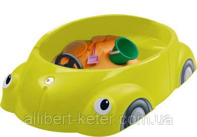 Пісочниця BEETLE світло-зелений  (Keter)