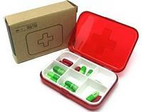 Коробочка для хранения таблеток