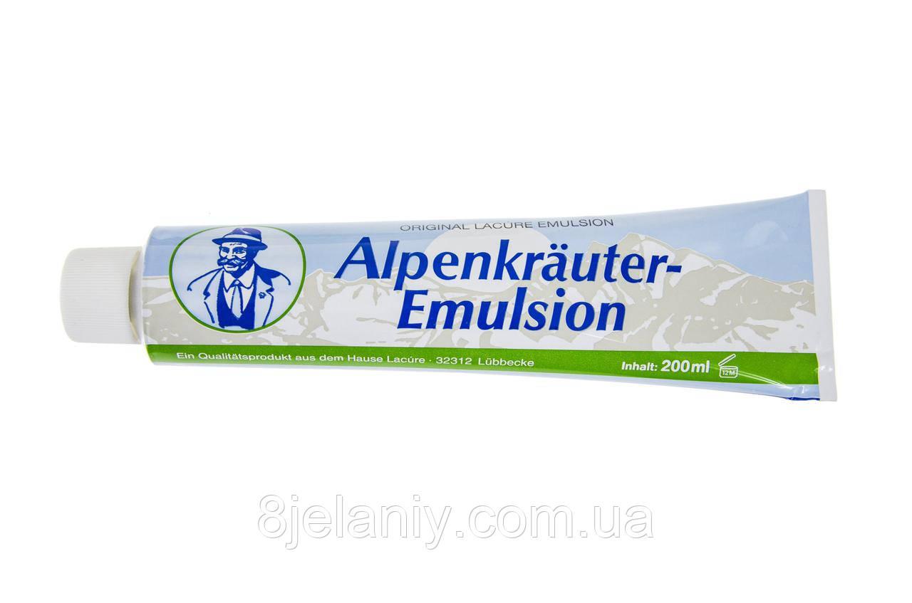 Бальзам Lacure Alpenkräuter Emulsion противовоспалительный, антибактериальный, охлаждающий