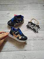 Детские кроссовки кеды на мальчика 22 размер 13 см
