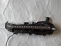 8161078020 Toyota Lexus NX 15-18 ходовой огонь LED правый БУ оригинал , фото 1