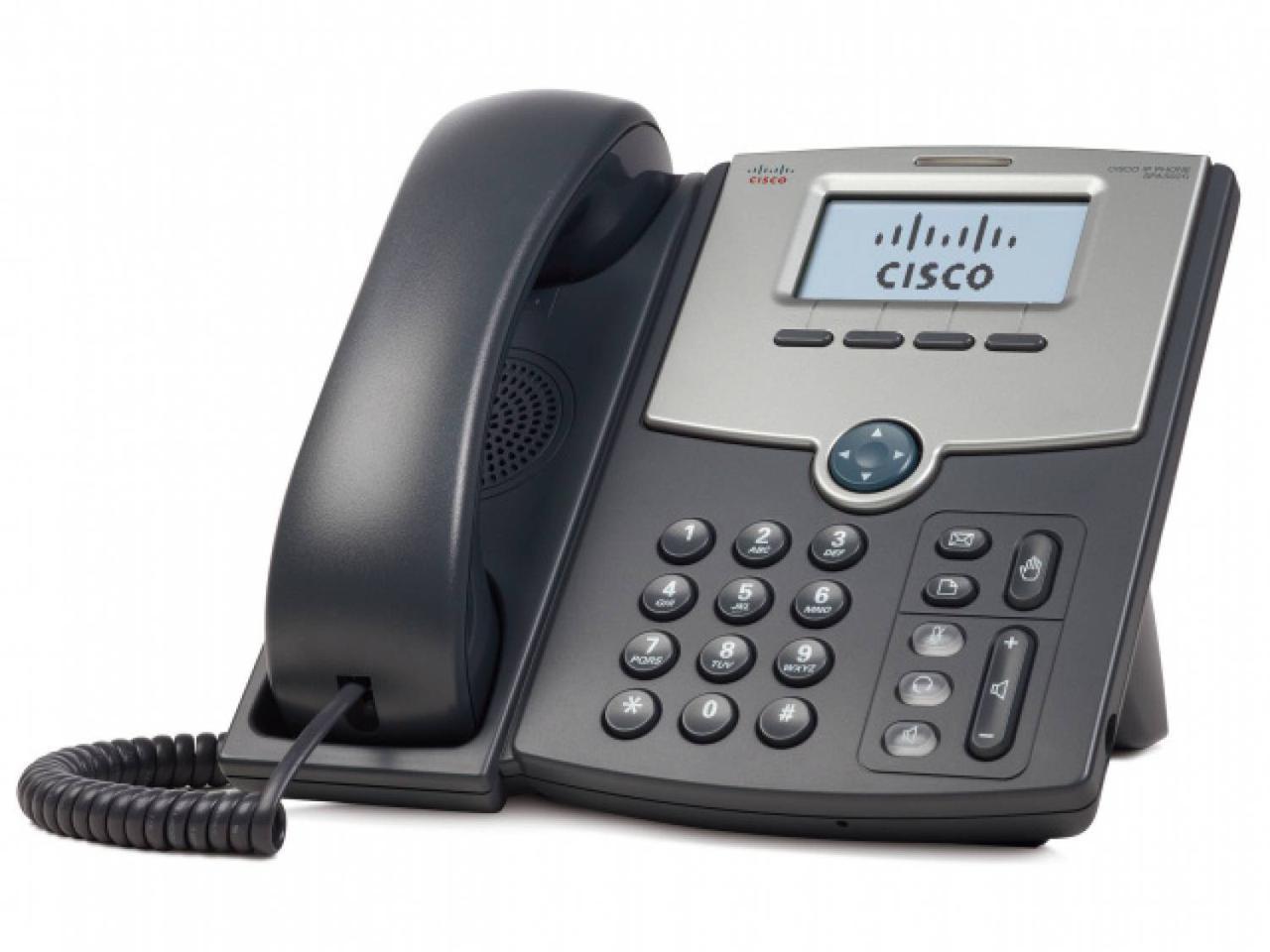 IP-телефон Cisco SB SPA502G (SPA502G)