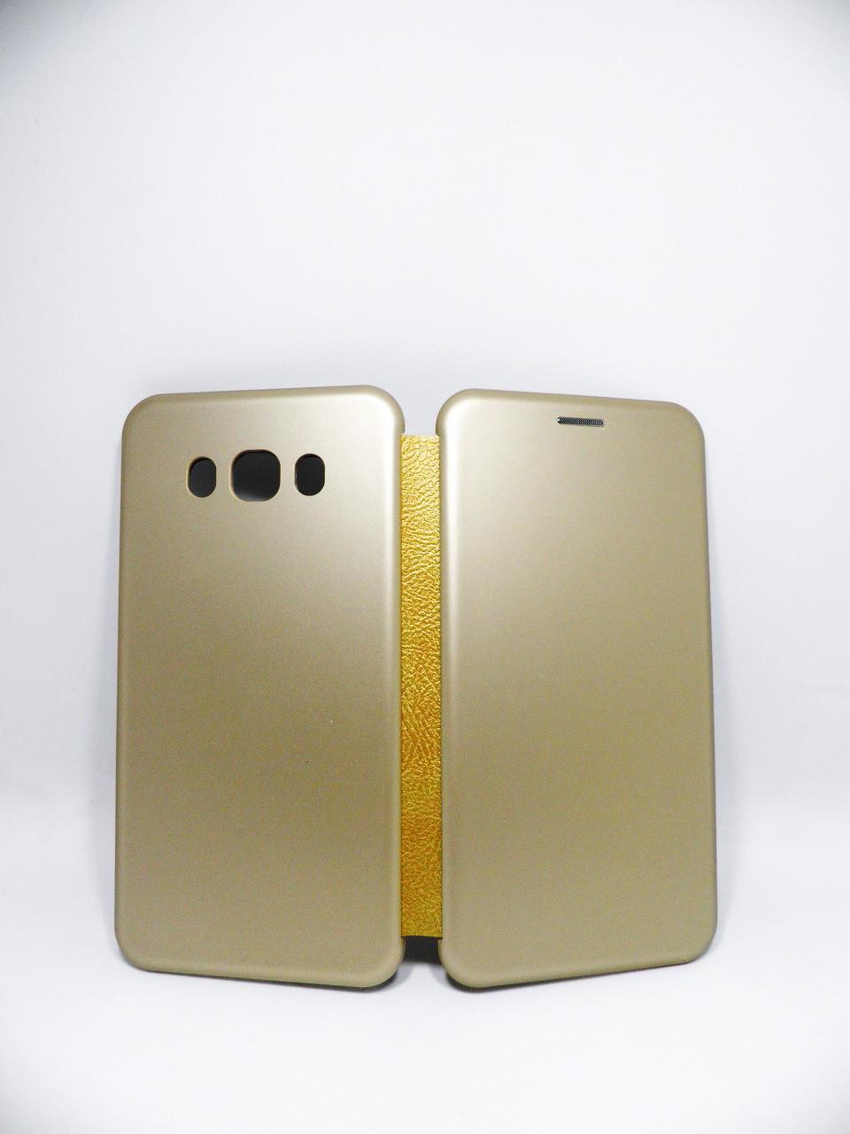 "Чехол-книжка ''INAVI"" Samsung J710 Золотая"