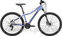 "Велосипед Cannondale 27,5"" Foray 3 VTN fiol 2018"