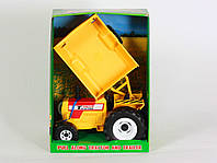 Трактор с прицепом //(DS-401)