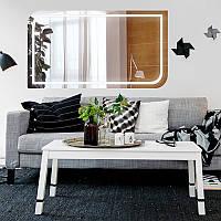 """Зеркало """"Frame"""" с подсветкой нестандартной формы, фото 1"""