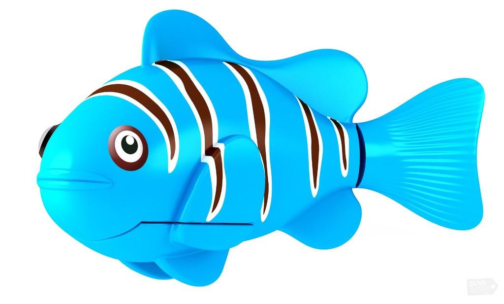 Роборыбки (happy fish)