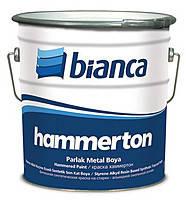 Краска молотковая Bianca Hammerton (2,5 л)