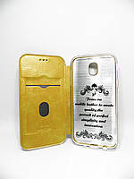 "Чехол-книжка ''INAVI"" Samsung J530 Золотая, фото 2"
