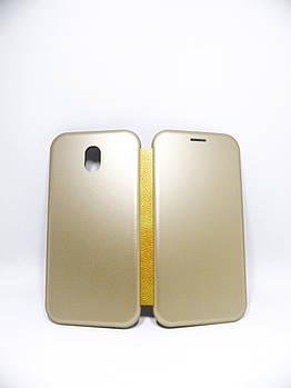 "Чехол-книжка ''INAVI"" Samsung J530 Золотая"