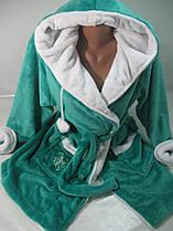Халат махровый женский , размеры S,M.L
