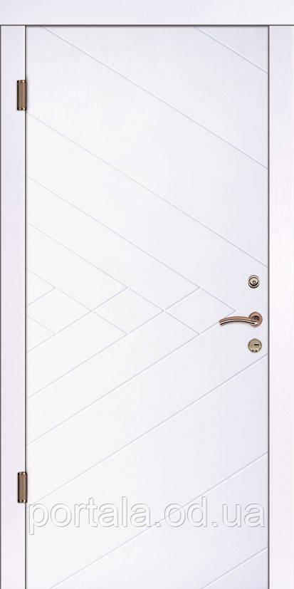 """Входная квартирная дверь """"Портала"""" (серия Стандарт) ― модель Фаро(950*2040)"""