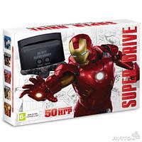 Игровая приставка 16-bit Sega Super Drive Iron Man (50 встроенных игр)
