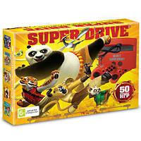 Игровая приставка 16-bit Sega Super Drive Kung Fu Panda (50 встроенных игр)