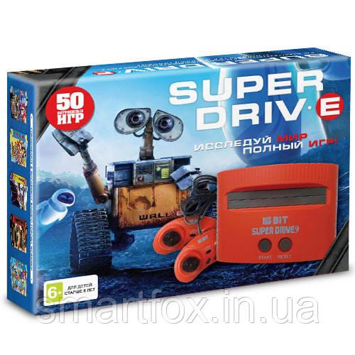 Игровая приставка 16-bit Sega Super Drive Wall-E (50 встроенных игр)