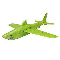 """Літак планер 111582 """"Акула"""" 4 кольори, 45 см                                                        , фото 1"""
