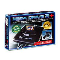 Игровая приставка 16-bit Sega Super Drive 3 (132 встроенных игр)