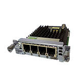 Модуль Cisco Four-Port Voice Interface Card - FXS and DID (VIC3-4FXS/DID=), фото 2