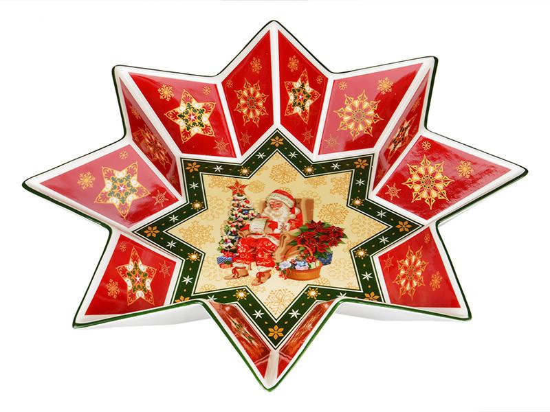 Салатник Lefard Christmas collection 32 см, 586-005