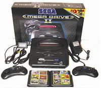 Игровая приставка 16-bit Sega MD-2