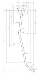 Уплотнитель крыши BCS (14м)