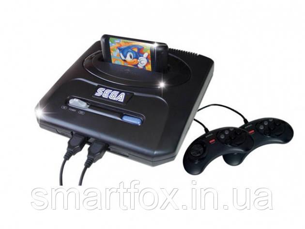 Игровая приставка 16-bit Sega MDТ ( встроенные игр), фото 2