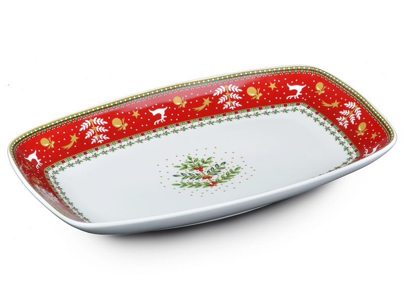 Блюдо Lefard Christmas collection 30х19 см, 586-334