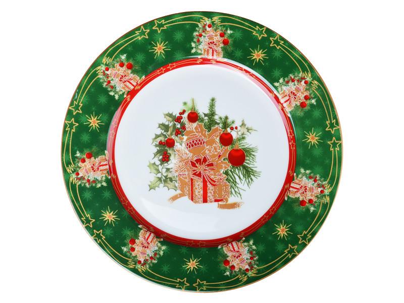Тарелка Lefard Christmas collection 20,9 см, 586-336
