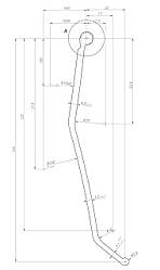 Уплотнитель крыши BCS (16,4м)