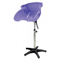 Мойка парикмахерская пластиковая TICO Professional фиолетовая (000300-03)