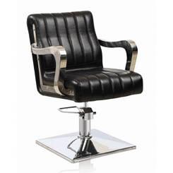 Парикмахерское кресло BM68463-731 Black
