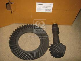 Главная пара 10х43 ГАЗ 3302  мелк. шлиц узкая (RIDER)