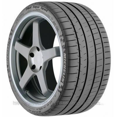 Michelin Pilot Super Sport 275/30 R19 96Y XL, фото 2