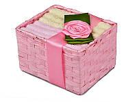 Комплект салфеток из 6 шт 30х30 см Lefard в подарочной упаковке, 813-027