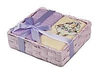 Комплект салфеток из 4 шт 30х30 см Lefard в подарочной упаковке, 813-046